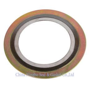 La bride du joint de soupape de pompe joint enroulé en spirale
