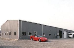 현대 작풍에 의하여 주문을 받아서 만들어지는 강철 구조물 작업장 (KXD-SSW121)