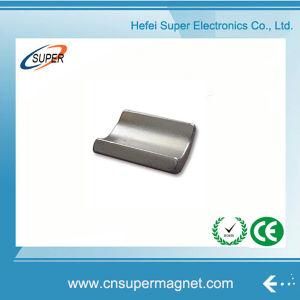 Китай производитель Arc неодимовые магниты электродвигателя