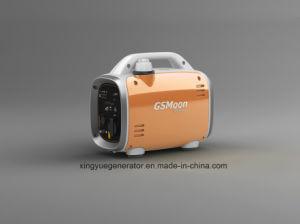 Max 800W de 4 tiempos generador Inverter portátil con USB y paralelo
