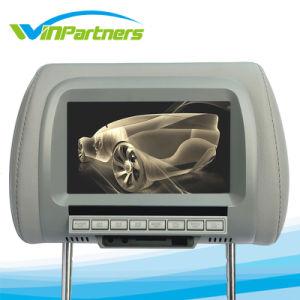TFT LCD 색깔 스크린, 베개를 가진 차 모니터 스크린