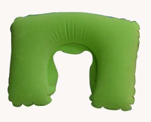 Темные цвета U форма надувные подушки шеи поездки