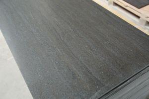 Steen van de Oppervlakte van Corian Artificail van het Bouwmateriaal de Acryl Stevige