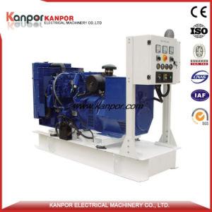 Globaler Garantie 24kw 30kVA haltbarer Wechselstrom-Dreiphasendieselgenerator