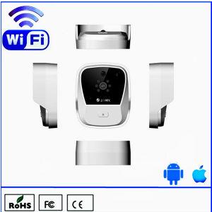 Soporte de red inalámbrica WiFi 3G/4G WiFi Cámara de timbre