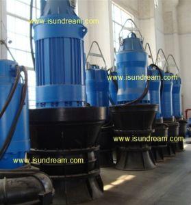 Qw Electric Heavy Duty de la bomba sumergible de aguas residuales
