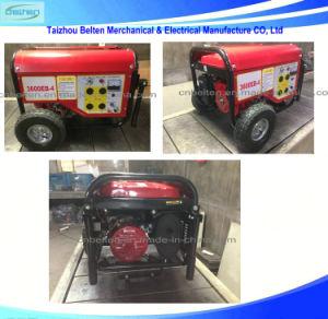 Aprire Frame Gasoline Generator Gasoline Generator con Wheel Gasoline Petrol Generators