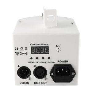 IP20 Rgbywp Disco этапе привело в силу света с управления звуком
