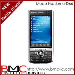 GSM Mobiele Telefoon, het Netto Werk 900/1800MHZ, 2MP MegaCmos van Pixel Camera