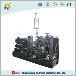 高圧多段式ディーゼル水ポンプ