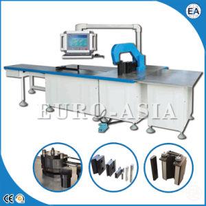 Cobre hidráulico Servo CNC máquina de doblado Busbar