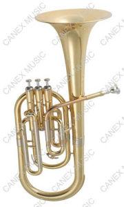 Klaxon d'alto de laque d'or de klaxon d'alto (AH30BH-L)