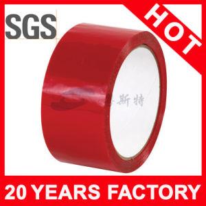 Красный цвет клейкой ленты (YST-КТ-014)