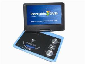 Beweglicher MultifunktionsDVD-Spieler mit USB, Sd, Kopie, Fernsehapparat, Spiel, Handels innen und heraus