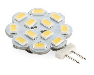 12DC5730 SMD10-30V AC8-18V G4 LED branco quente