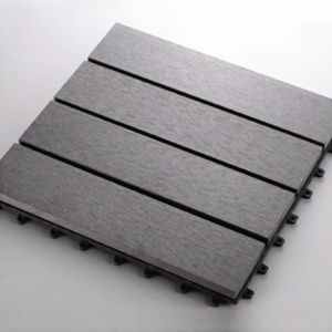 DIY WPC Decking Tile/WPC DIY Tile (300*300MM)