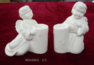 Os Anjos de cerâmica