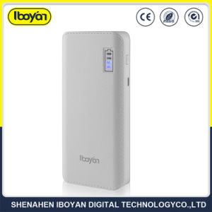Hight 질 옥외 휴대용 전력 공급 큰 수용량 12000mAh는 은행 USB 포트 힘 이중으로 한다