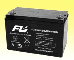 Solarbatterie - 12V90Ah