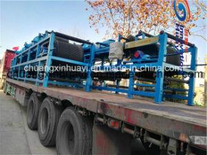 De vacuüm Filter van de Riem van de Filter van de Transportband van de Riem voor de Was van de Steenkool