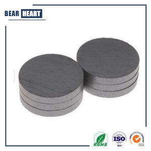 創造的な趣味の陶磁器の産業磁石クラフトのための円形ディスク亜鉄酸塩の磁石の大きさ、Science&Hobbies