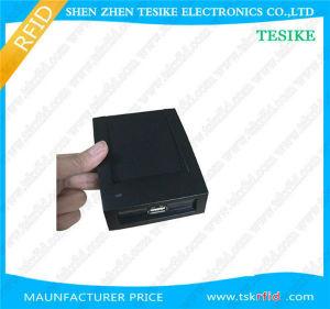 125kHz USB RFID IDのカードのデスクトップの読取装置著者