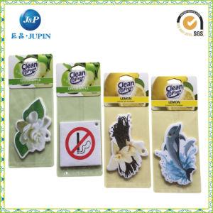 Promotion de la voiture de Papier de cadeau de Noël la pendaison Diffuseur de parfum/voiture parfum (JP-AR077)