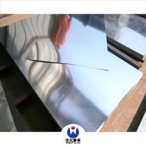 La lamiera di acciaio galvanizzata tuffata calda/ha ondulato lo strato del tetto per costruzione