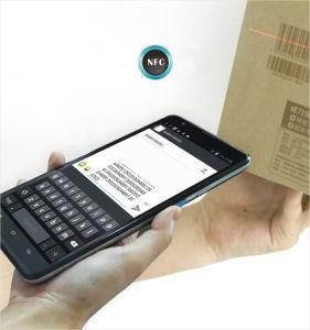 Ls7s (1D) de mano industrial Android escáner de códigos de barras, lector NFC con WiFi, 4G, cámara, Bluetooth