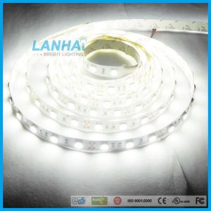 indicatore luminoso di striscia freddo 30LED/M di bianco 6000K LED di 12V SMD 5050