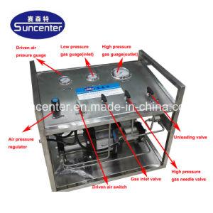 Suncenter Air-Driven высокого давления насоса подачи газа