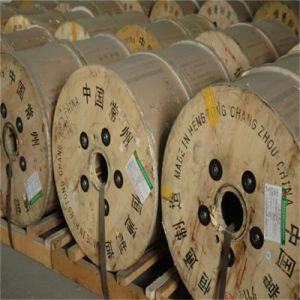 Norma ASTM A CCA Fio de alumínio revestido de cobre para os equipamentos elétricos