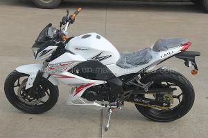 LEDライトが付いているオートバイを競争させる200cc