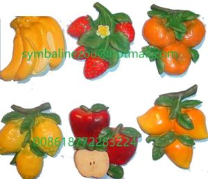 de Ambachten van de Hars van de Magneet van de Koelkast van het fruit