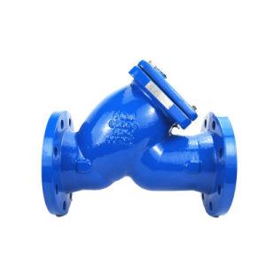 Water die het y-Type van Gietijzer van DIN Zeef gebruiken