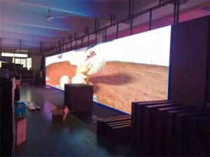 P10 écran de panneau d'affichage à LED de la location HD/Visuel polychrome extérieur de LED