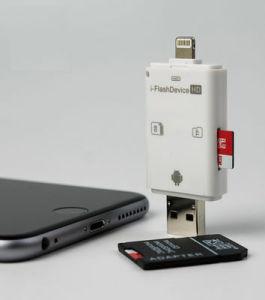 Mémoire externe Micro USB MULTI TF tous les SD dans un lecteur de carte PC pour le téléphone et d'YPF49