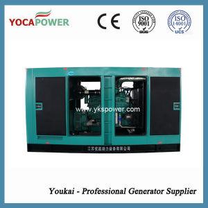Cummins Engineとの250kw/312.5kVA Silent Diesel Generator