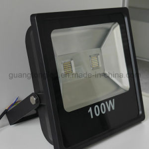 SMDチップ50With100W LED屋外の照明LED洪水ライト