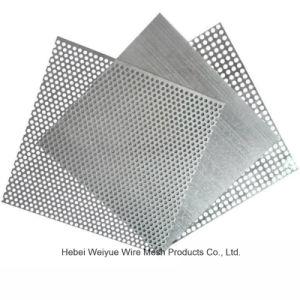 化学写真はふるいのスクリーニングのための穴があいた金属の網をエッチングした