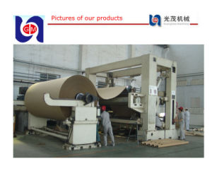 2100mm 고품질 다중 건조기는 제지 기계장치를 만들 수 있다