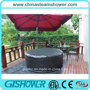 Große Aufblasbare Mobile Garten Badewanne Für Erwachsene (pH050017)