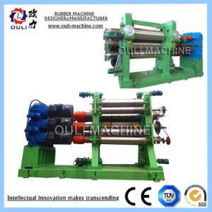 Китай производителя надежной производительности 2-3-4 вальцы резиновые календарных машины