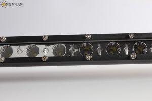 25 72W Enige LEIDENE van de Rij '' Lichte Staaf voor Offroad Vrachtwagen
