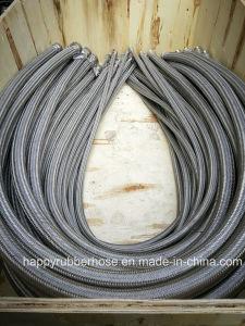 Assemblee di tubo flessibile del tubo flessibile del metallo della flessione SS304
