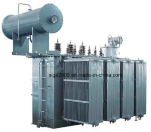 O Transformador imersos em óleo (S9-M)