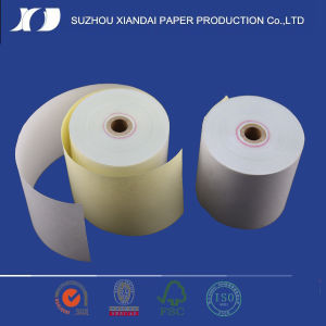 75mm X 75mm Rolo de papel para autoduplicação