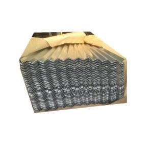 Strato ondulato del tetto del ferro del galvalume di Bwg30 Bwg32