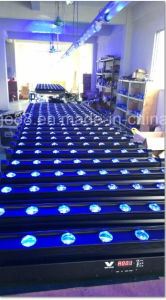 8PC 10W RGBW 4 in 1 LED Beam Moving Head Bar