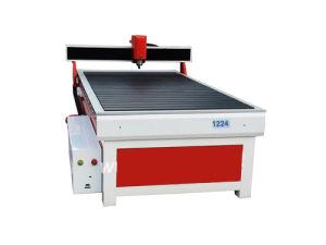 1.325 W rebajadora CNC para madera, el CNC máquina de carpintería metálica para